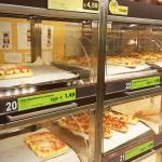 Mobile Espositore per Pizza