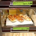 Mobile Espositore per Pizza SELF SERVICE