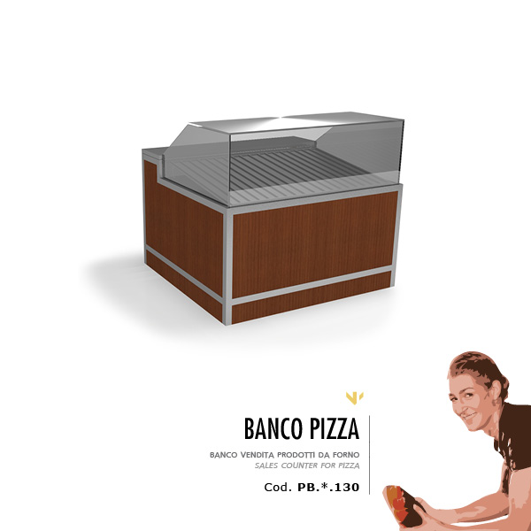 Banco pizza archivi bizzarri group for Banco reception economico