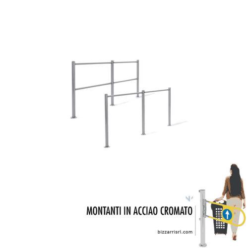 montanti_acciaio_cromato_sistemi_di_accesso_bizzarri