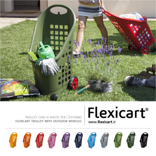 Flexicart Shopping Basket