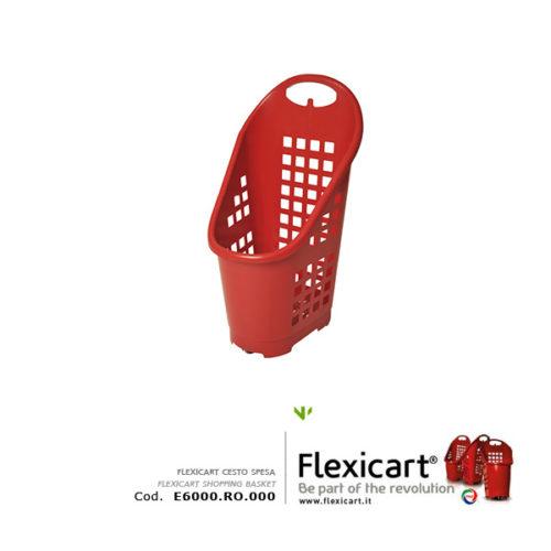 Cesto spesa monoscocca Flexicart