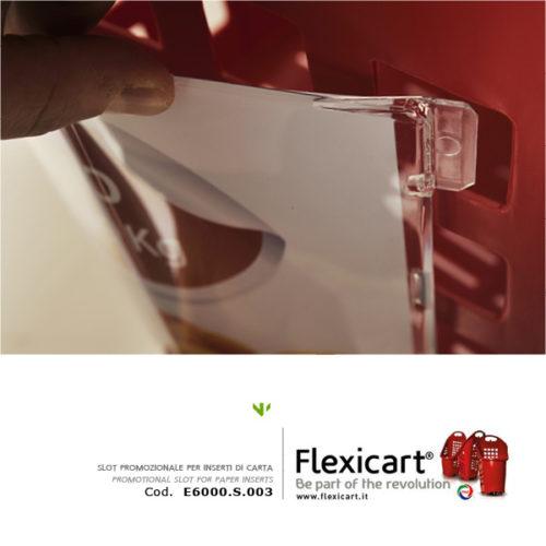 SLOT Promozionale per Flexicart