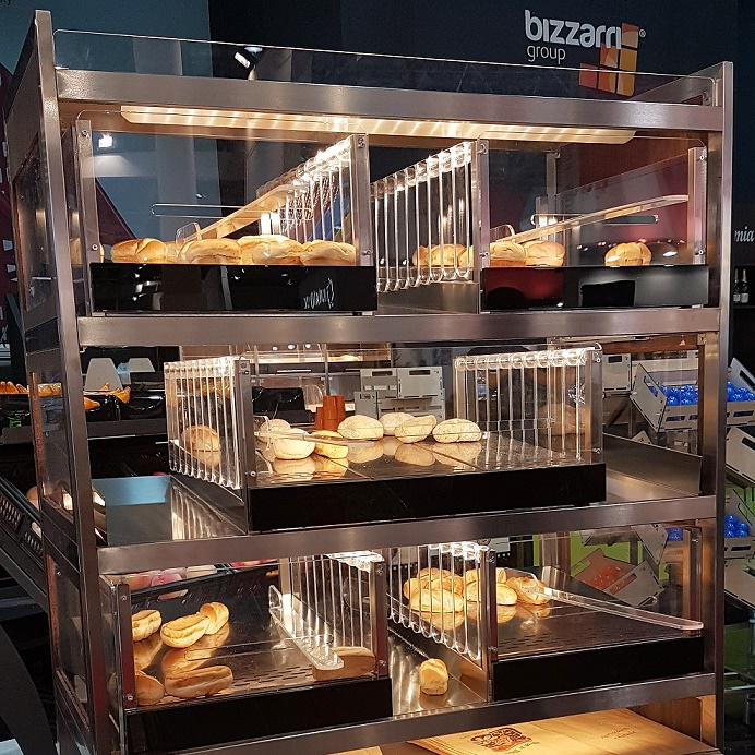 Bakery Display M Bizzarri Group Euroshop Bizzarri Group
