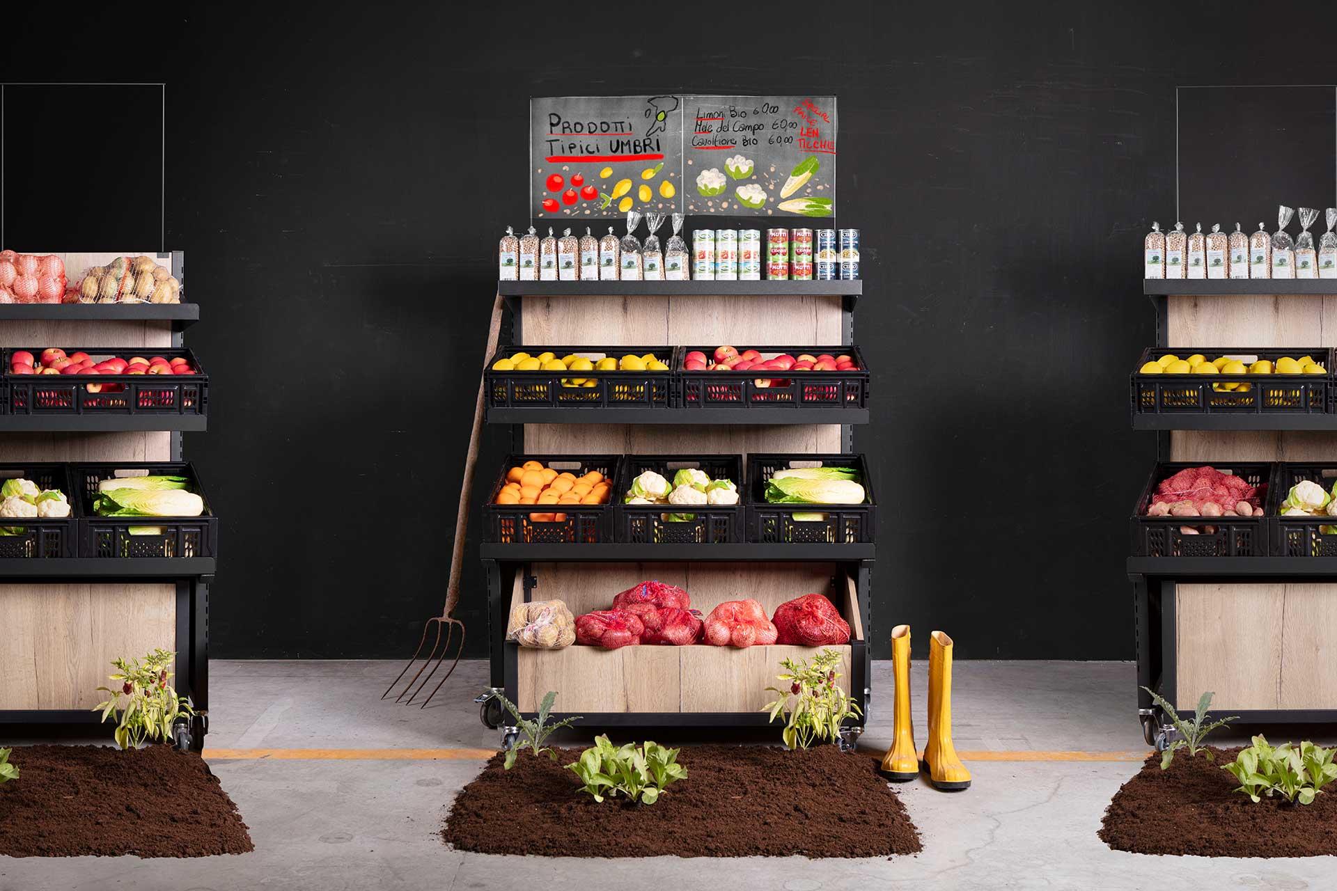 FRUIT AND VEGETABLE DEPARTEMENT